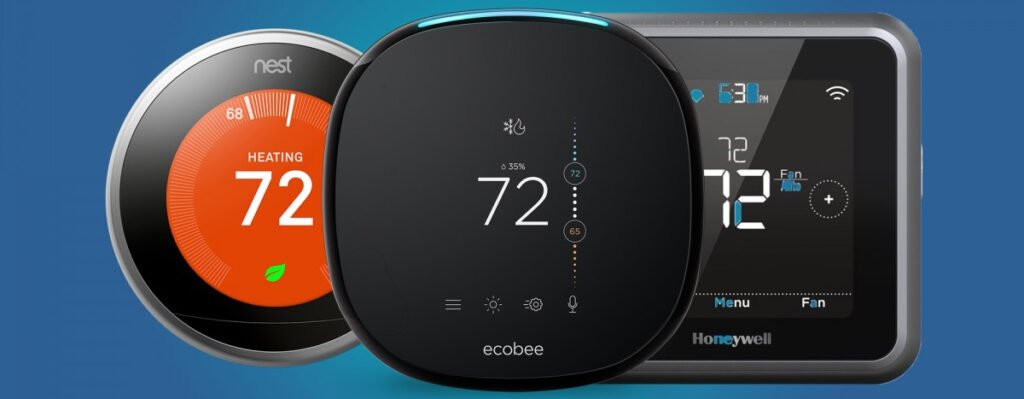 Smart Thermostat for Multiple Zones