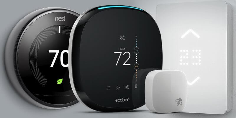 best smart thermostat for alexa