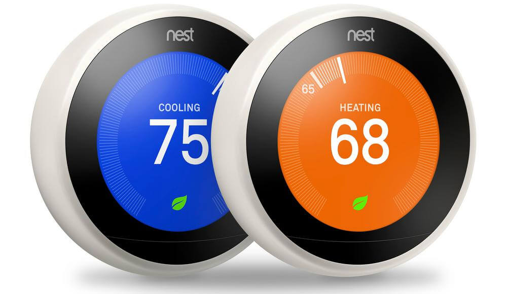 nest thermostat competitors and Alternatives